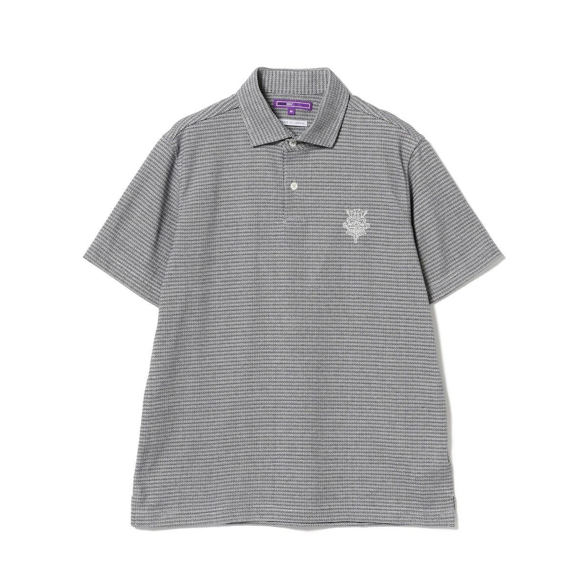ビームスゴルフ BEAMS GOLF PURPLE LABEL クールマックス リンクス ポロシャツ