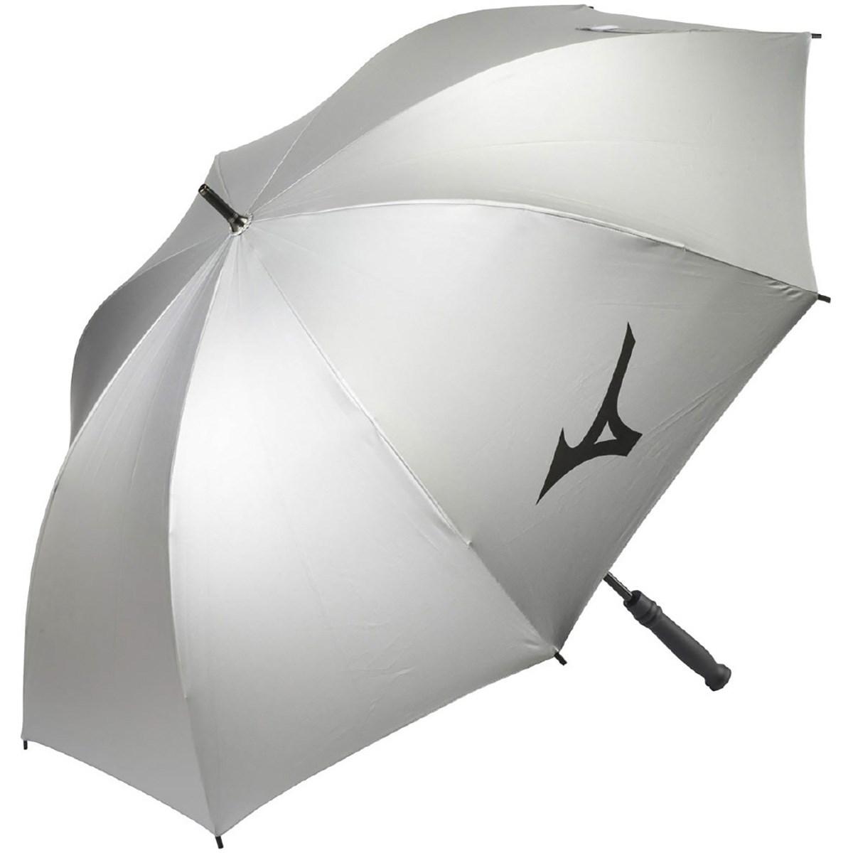 ミズノ(MIZUNO) UVカット晴雨兼用銀傘