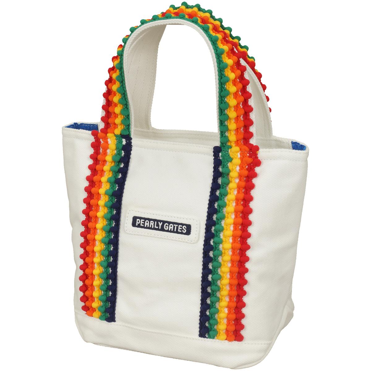 レインボーカートバッグ
