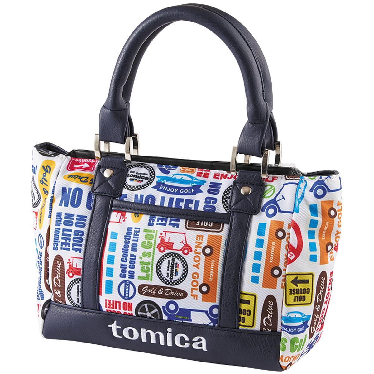 tomicaミニトートバッグ