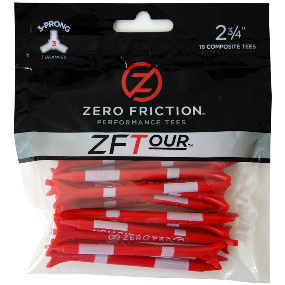 ゼロフリクション ZF TOUR ティー