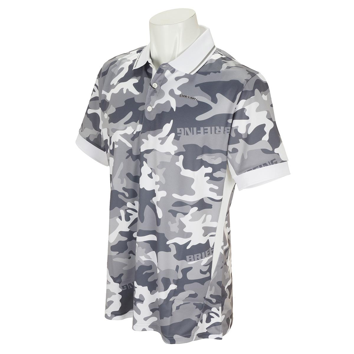 B-CAMO 半袖ポロシャツ