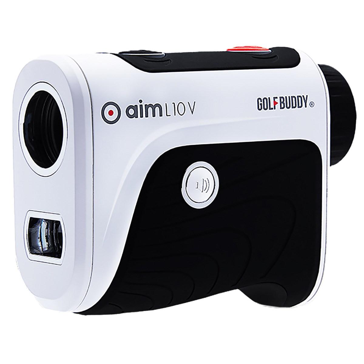 ゴルフバディー aim L10V レーザー距離計測器 音声付き