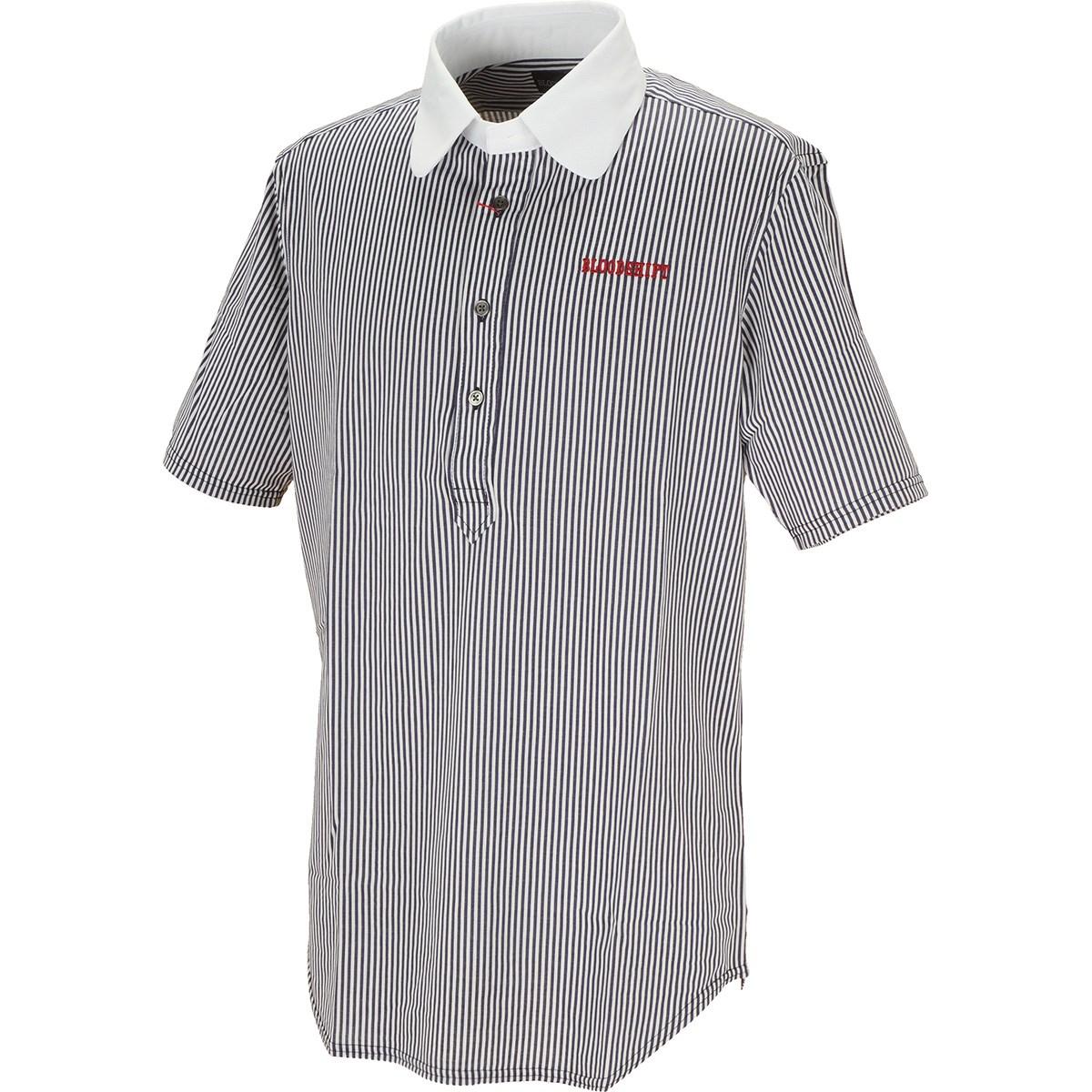 ブラッドシフト クレリック ラウンドカラー半袖ポロシャツ