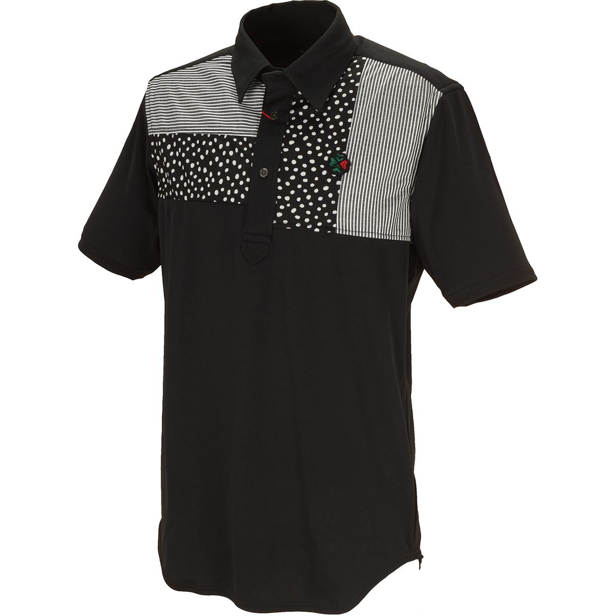 セパレーテッド半袖ポロシャツ