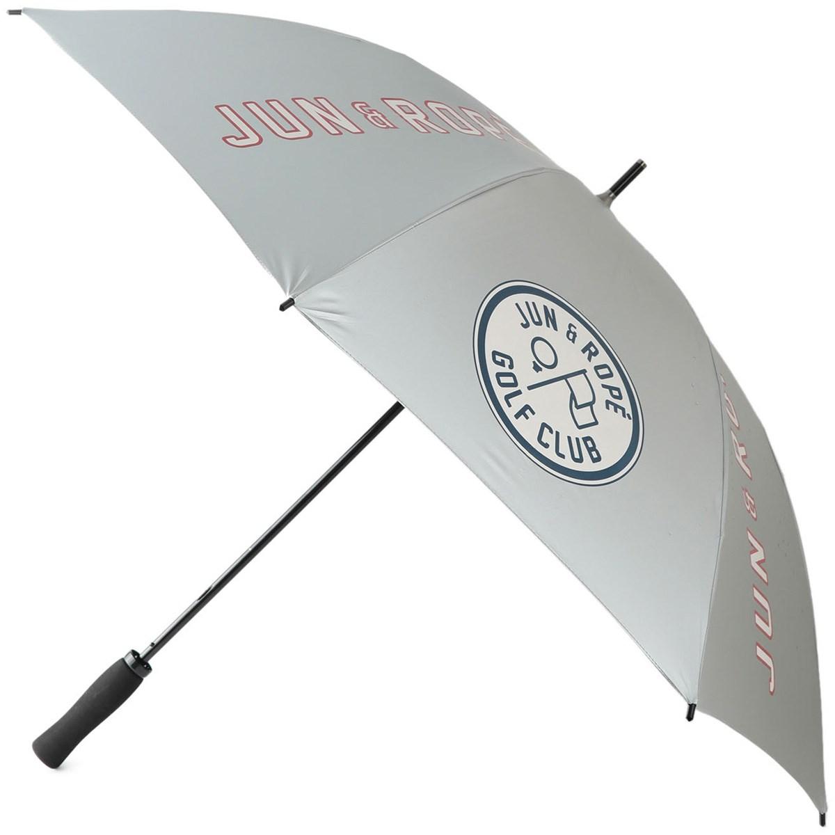 ジュン アンド ロペ ロゴ入りUV傘