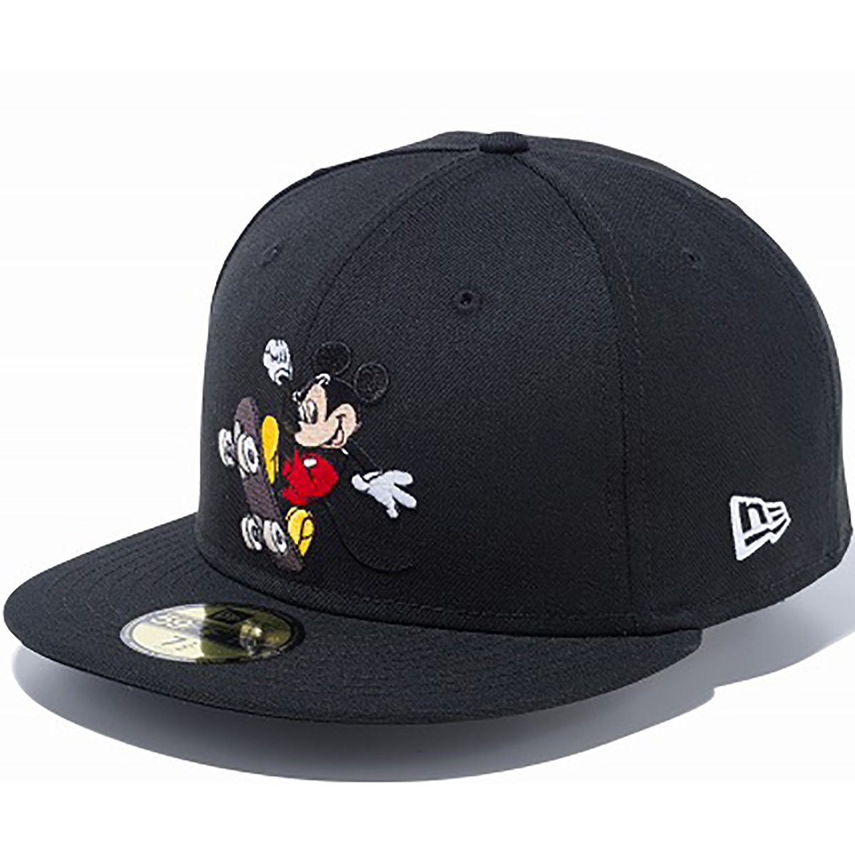 5950 DISNEY MICKEY SKATEBOARD キャップ