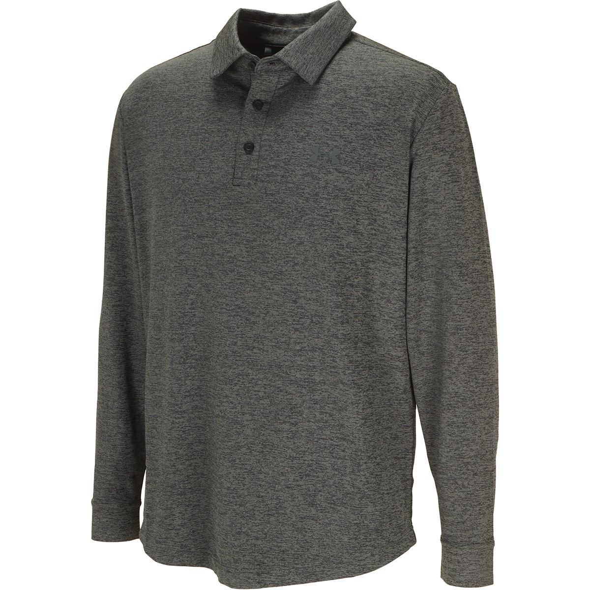 アンダーアーマー(UNDER ARMOUR) UA Playoff 2.0 長袖ポロシャツ
