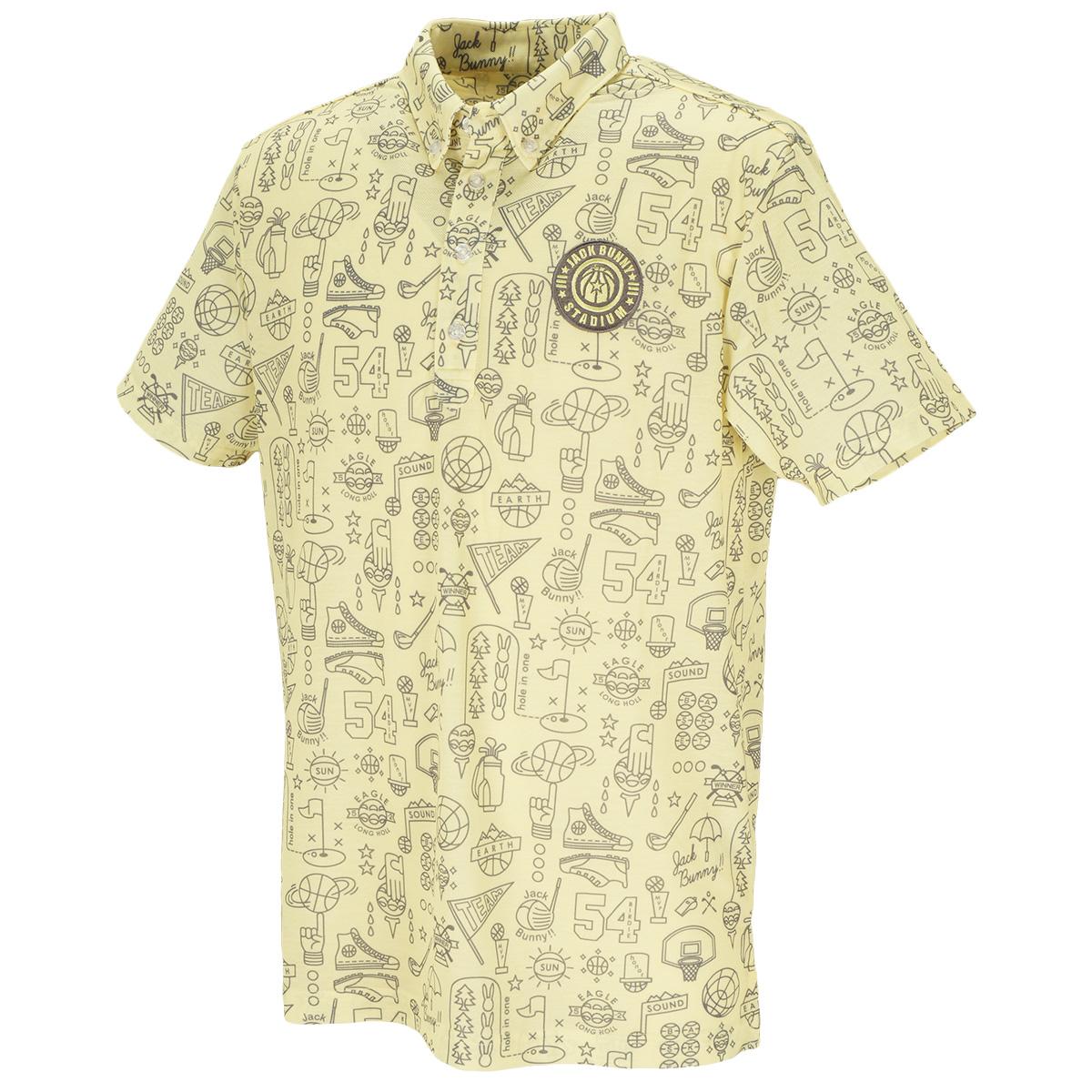 DRY MASTER鹿の子 半袖ポロシャツ