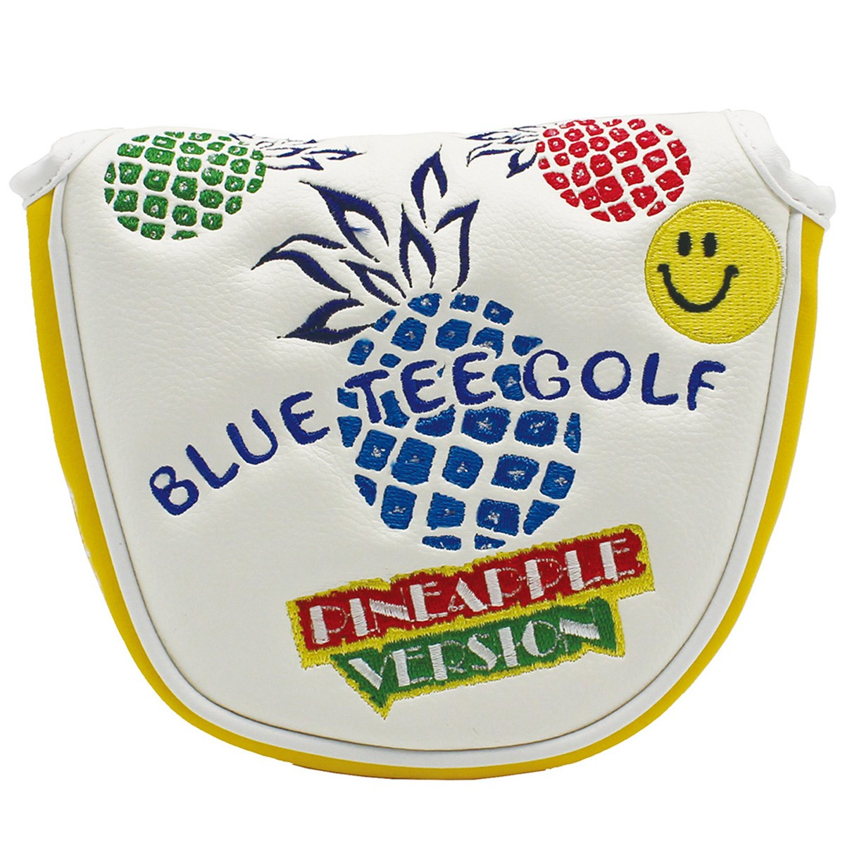 ブルーティーゴルフ パイナップルバージョン パターカバー