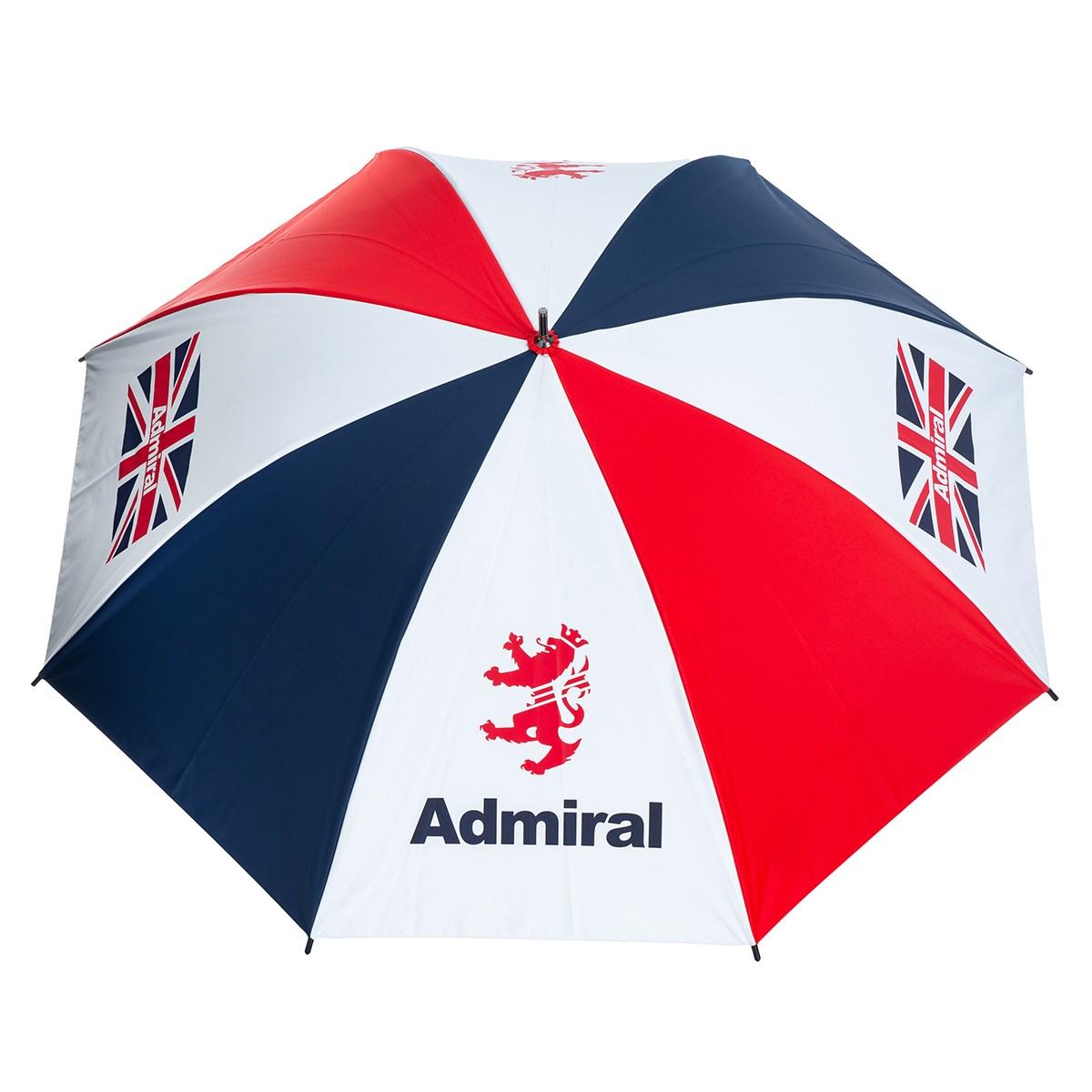 アドミラル Admiral GOLF サマー シールド傘 トリコロール 90