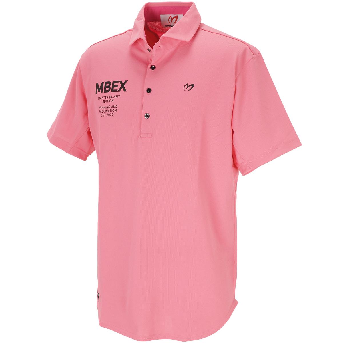 コードストライプ 半袖ポロシャツ