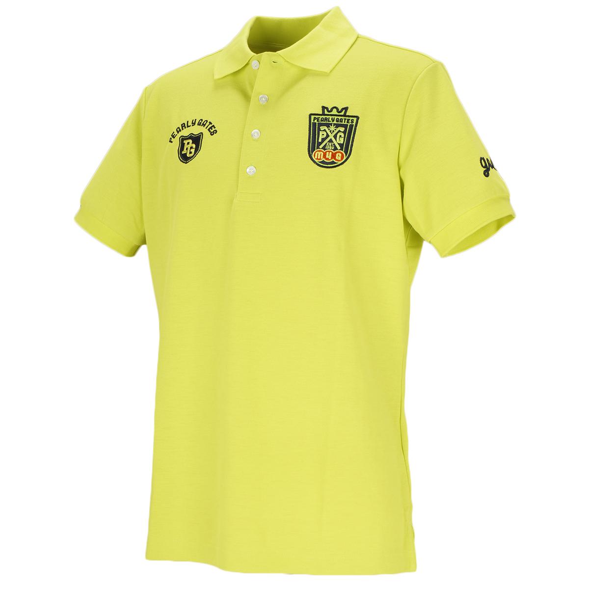 DRY-X鹿の子 半袖ポロシャツ