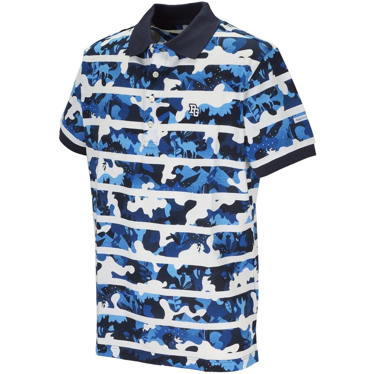 パーリーゲイツ 半袖ポロシャツ