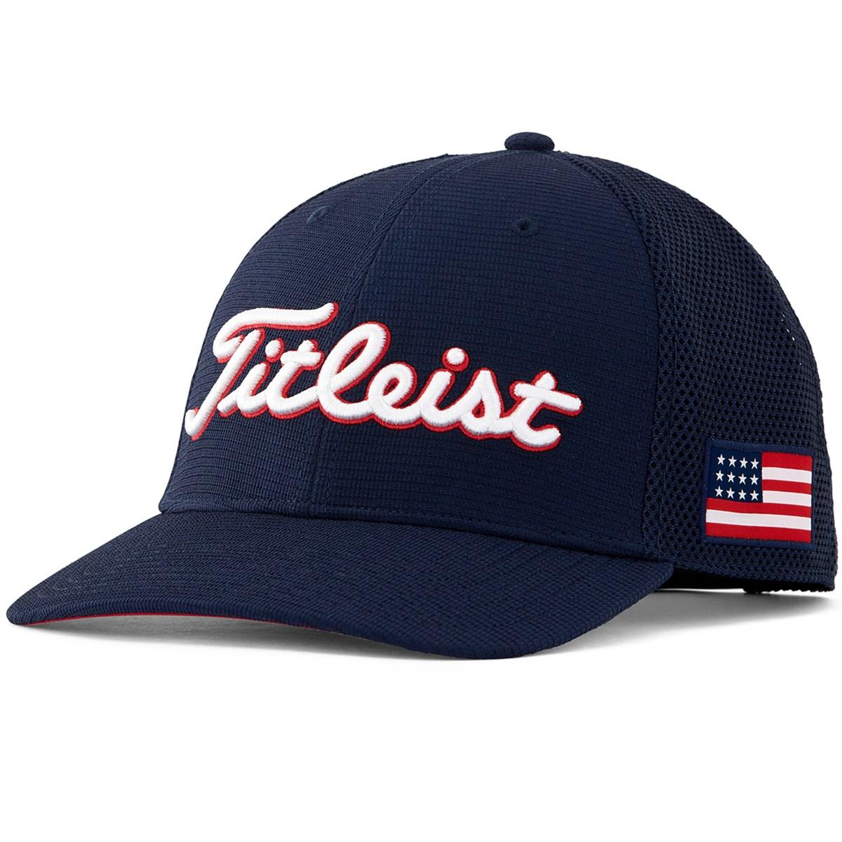 タイトリスト(Titleist) USA FLAG メッシュキャップ