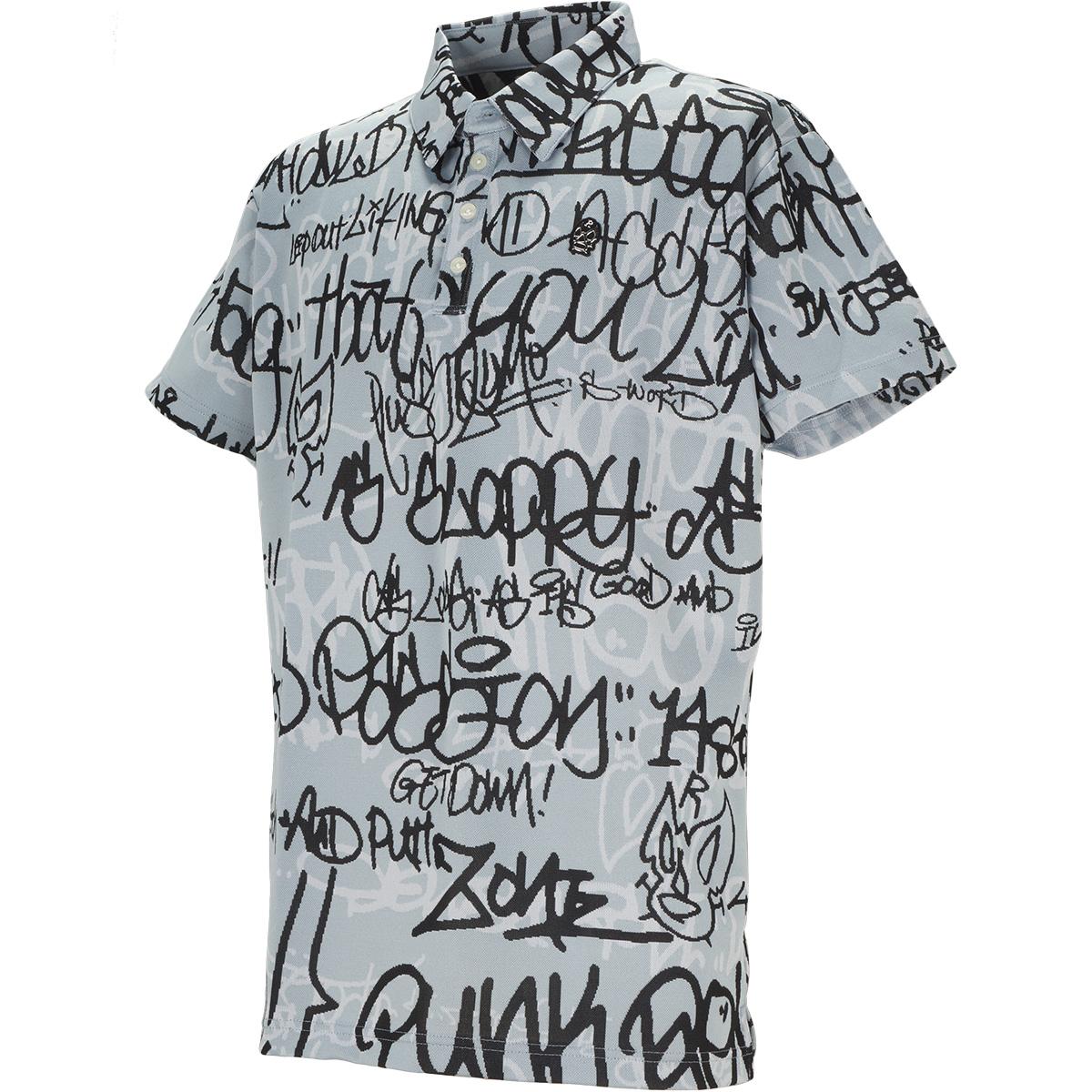 TAGGING 半袖ポロシャツ