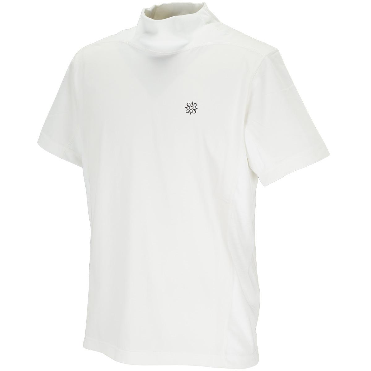 ソルディフェンダー半袖ハイネックインナーシャツ
