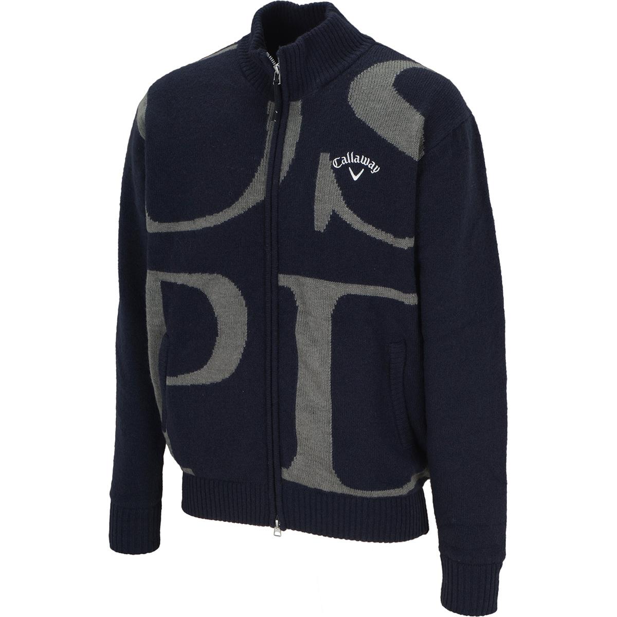DSPDフルジップセーター