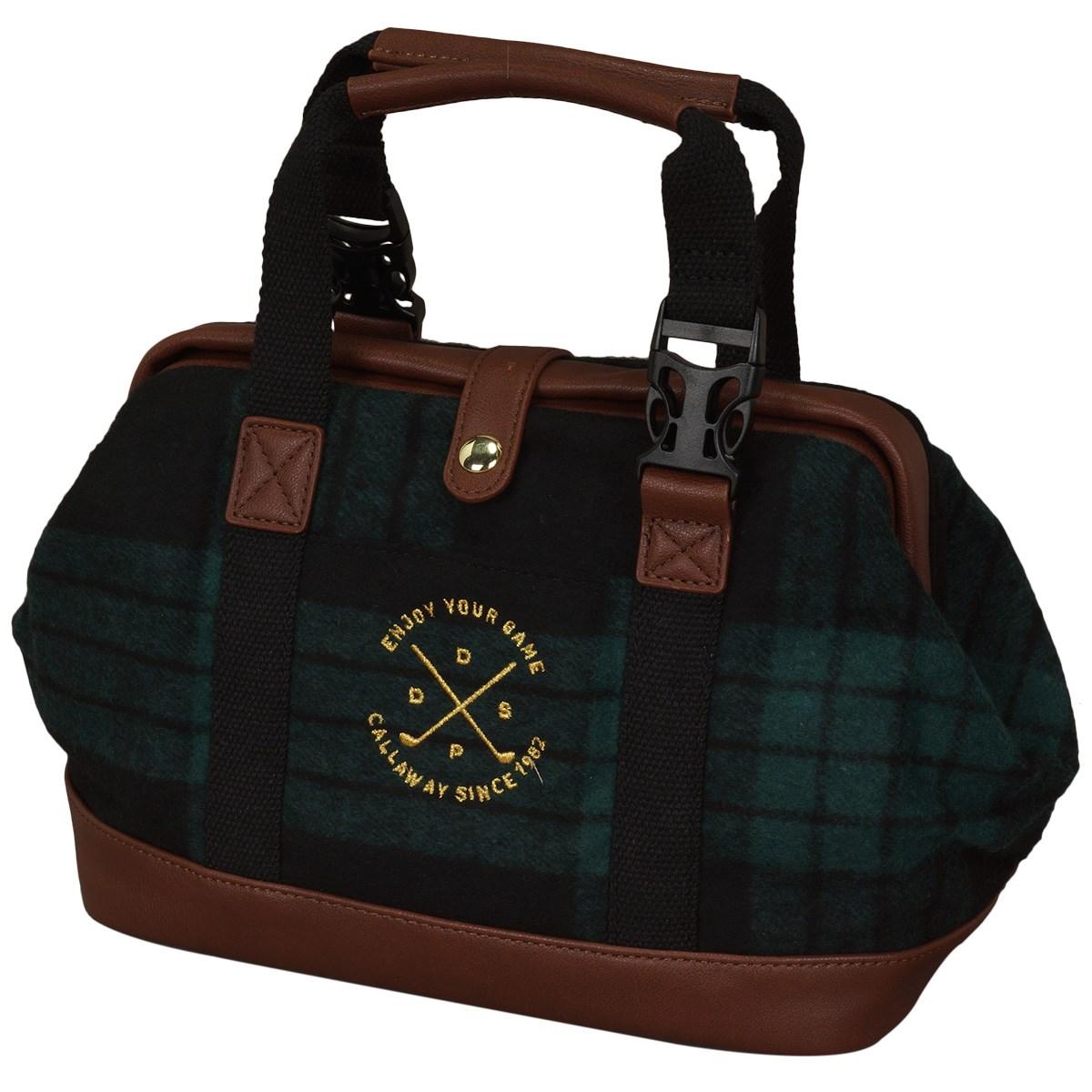 キャロウェイゴルフ(Callaway Golf) タータンチェック マルチカートバッグ