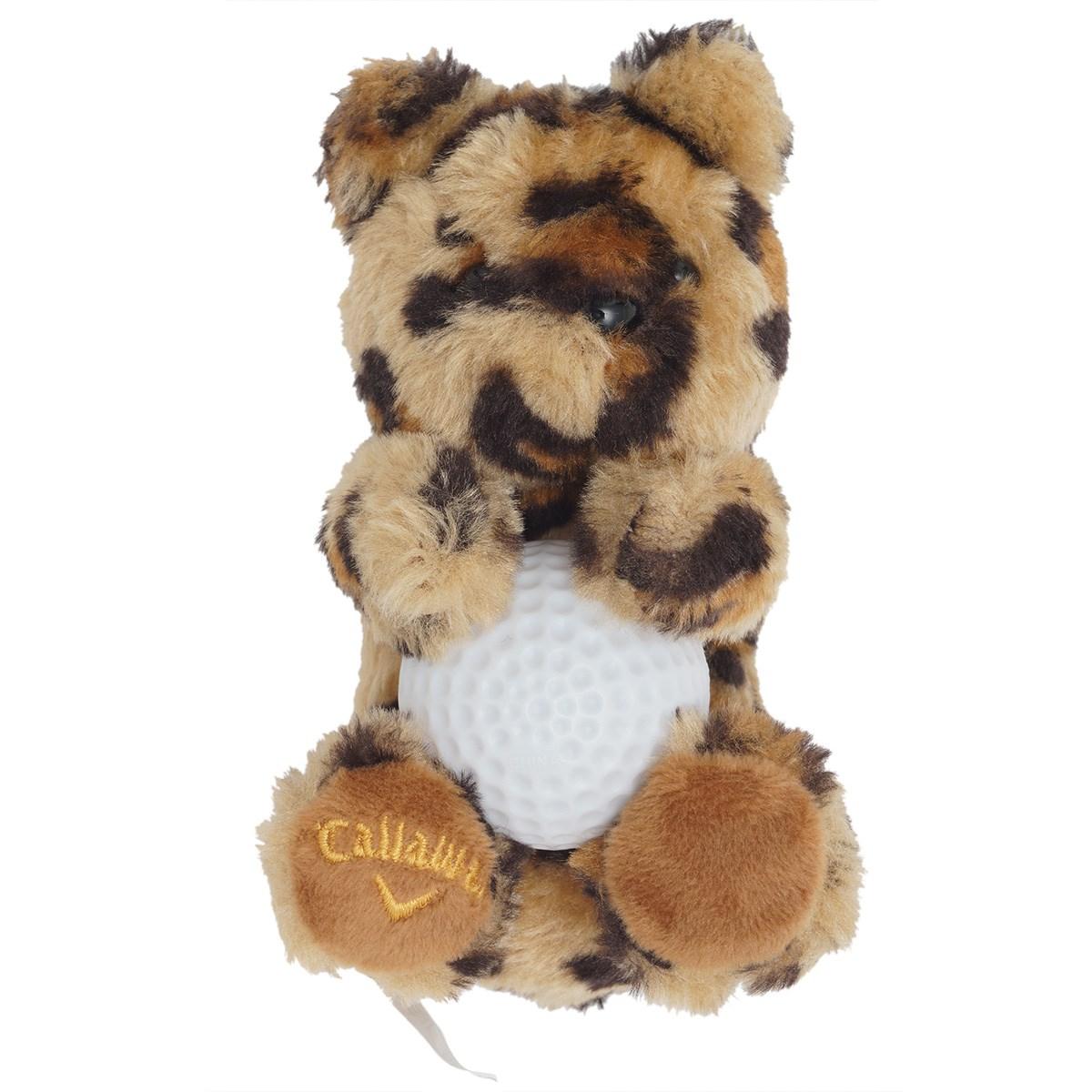 キャロウェイゴルフ(Callaway Golf) ボアベア ボールポーチ