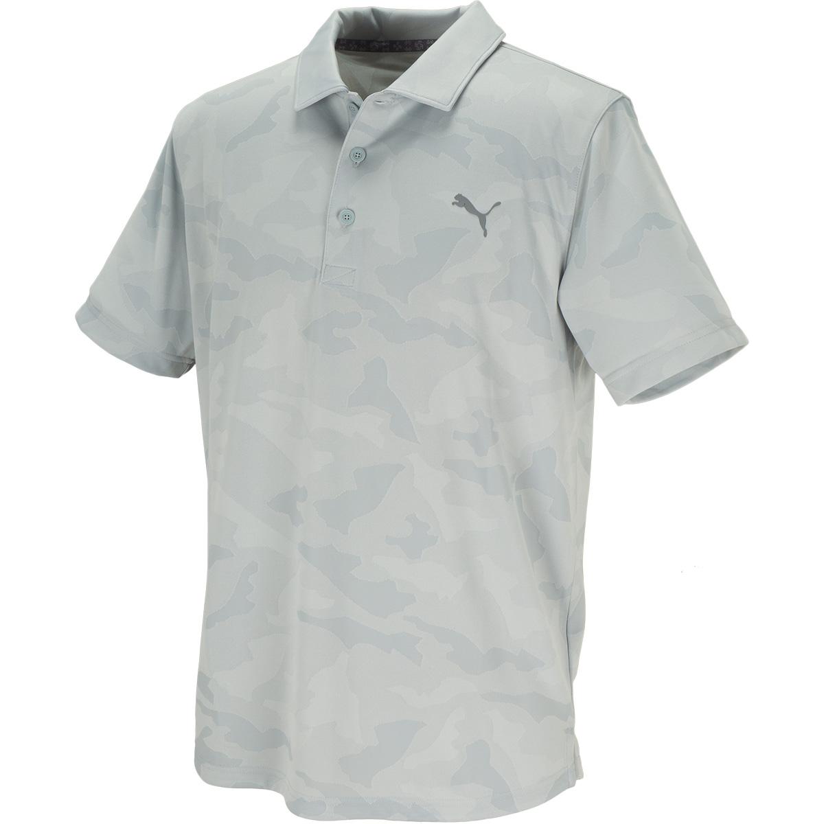 Alterknit カモ 半袖ポロシャツ