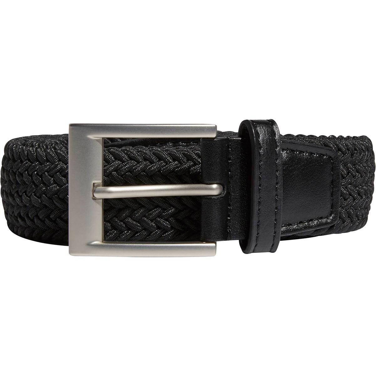 アディダス Adidas ブレードストレッチベルト S/M ブラック/ブラック