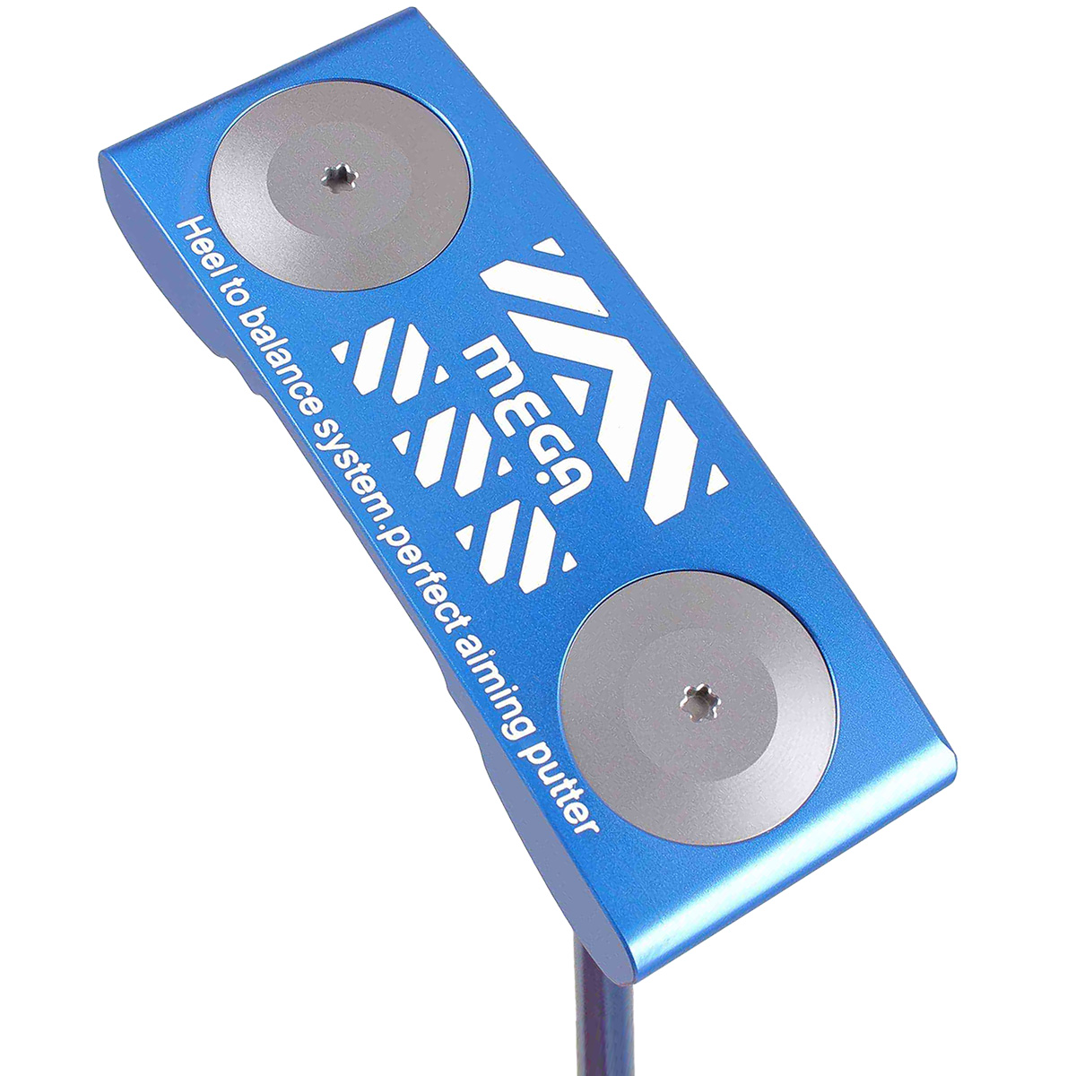MEGA メガパーフェクトエイミングパター ブルー