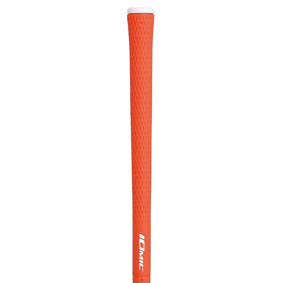 イオミック IOMIC Sticky 1.8 スタンダード グリップ 有り M60 外径:21.8mm(グリップエンドから5cm) リビングコーラル