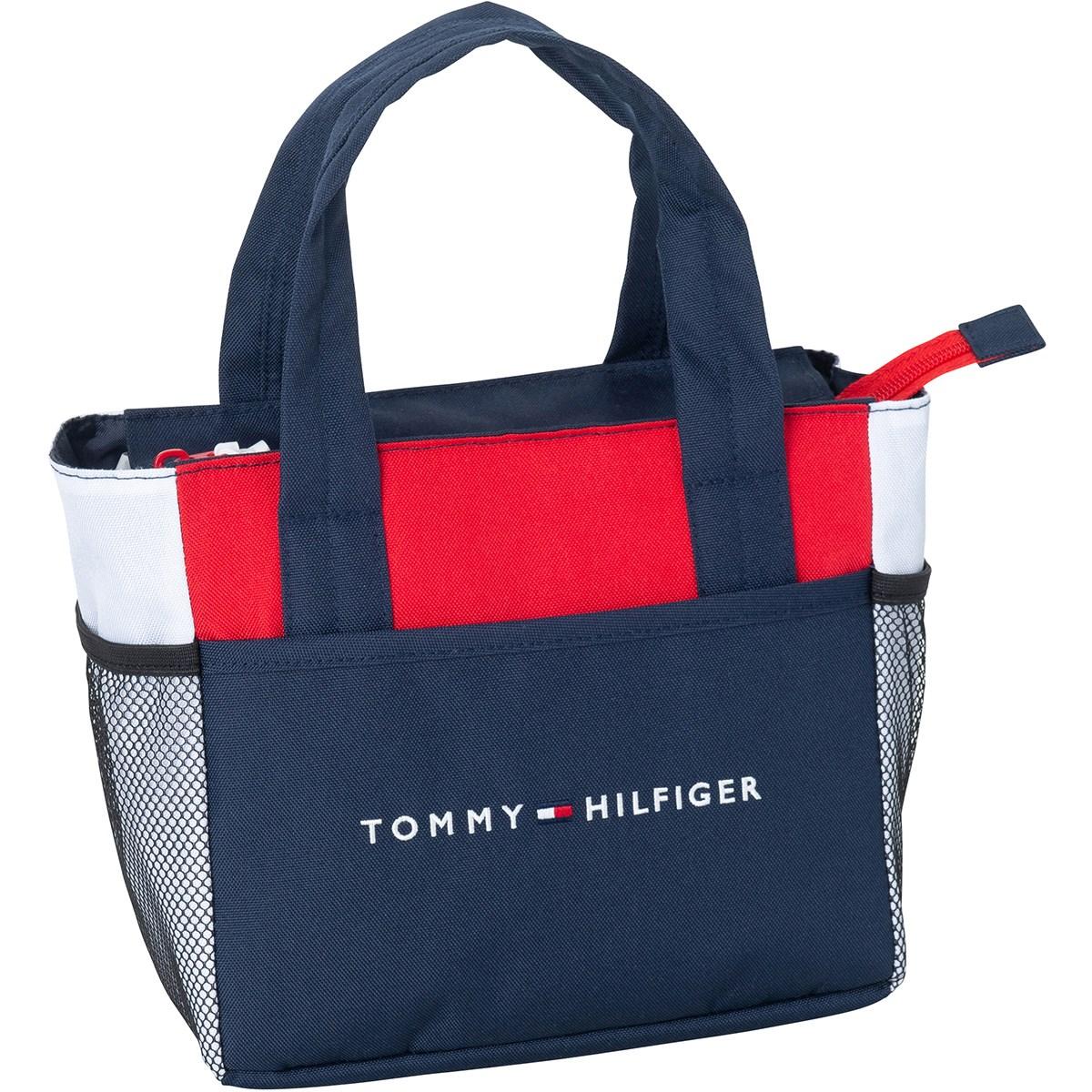 トミー ヒルフィガー ゴルフ TOMMY HILFIGER GOLF SIGNATURE ラウンドバッグ トリコロール