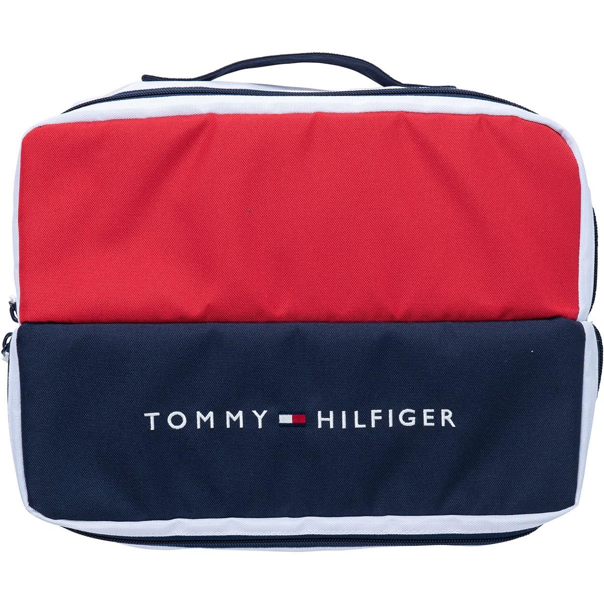 トミーヒルフィガー(Tommy Hilfiger) SIGNATURE シューズケース