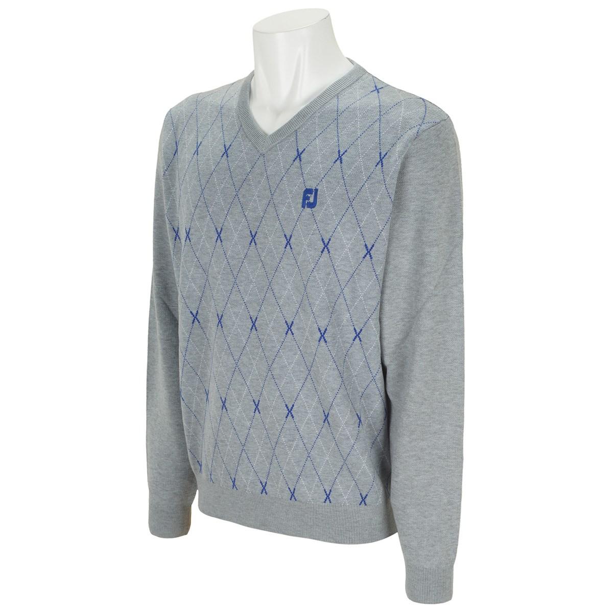 フットジョイ(FootJoy) Vネックセーター