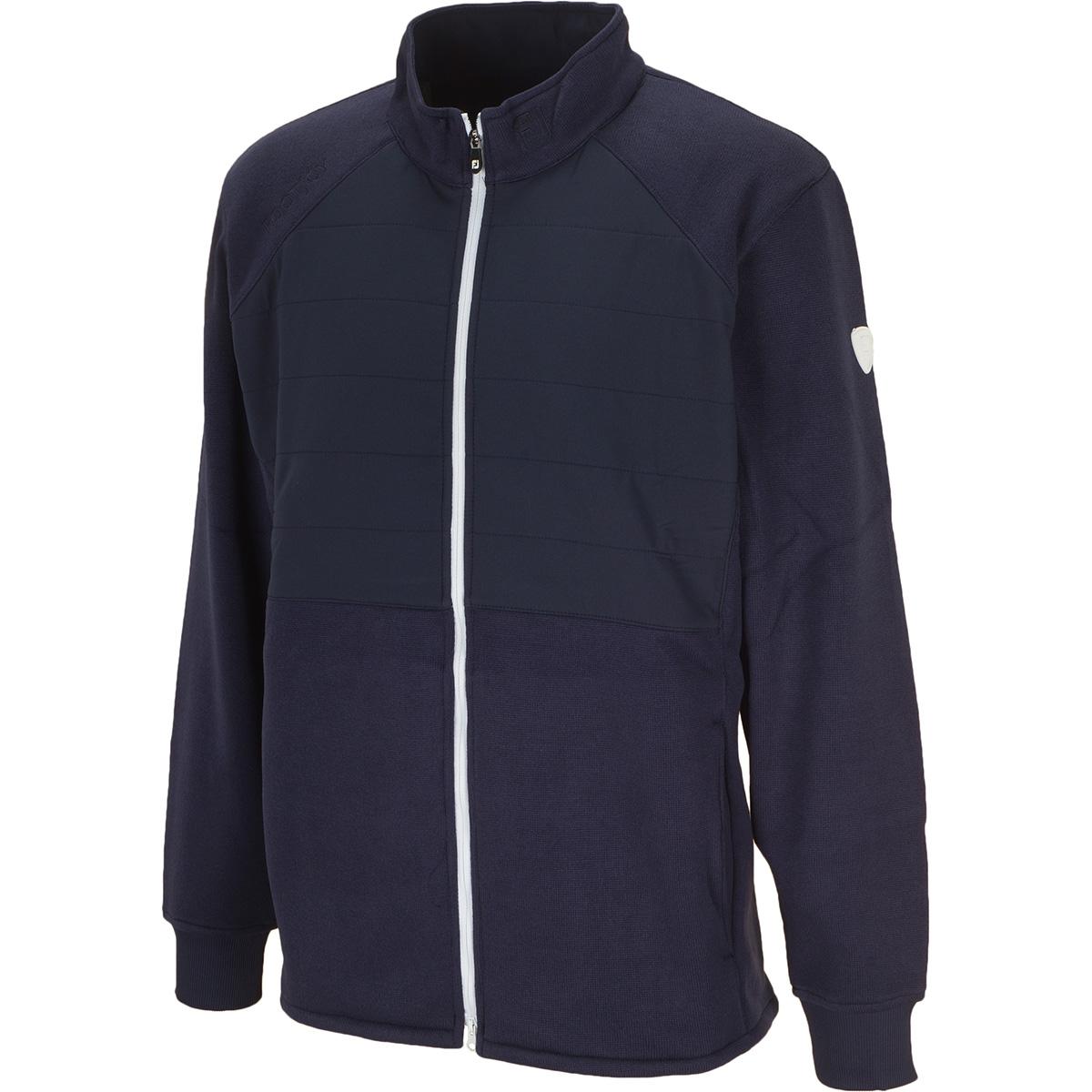 ハイブリッドセータージャケット