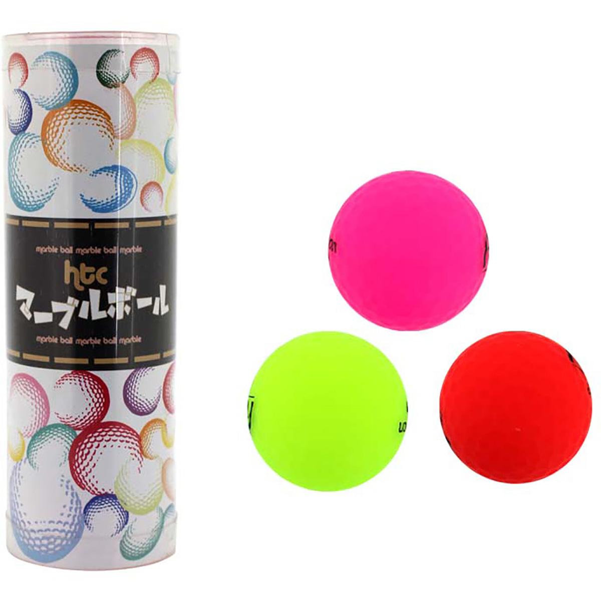 ホクシン交易 マーブルボール 1スリーブ【非公認球】