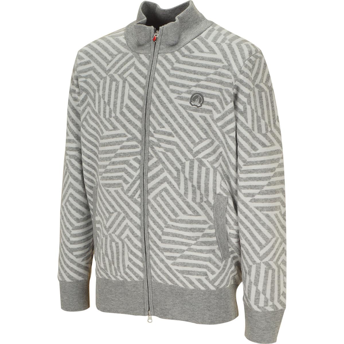 フルジップセータージャケット