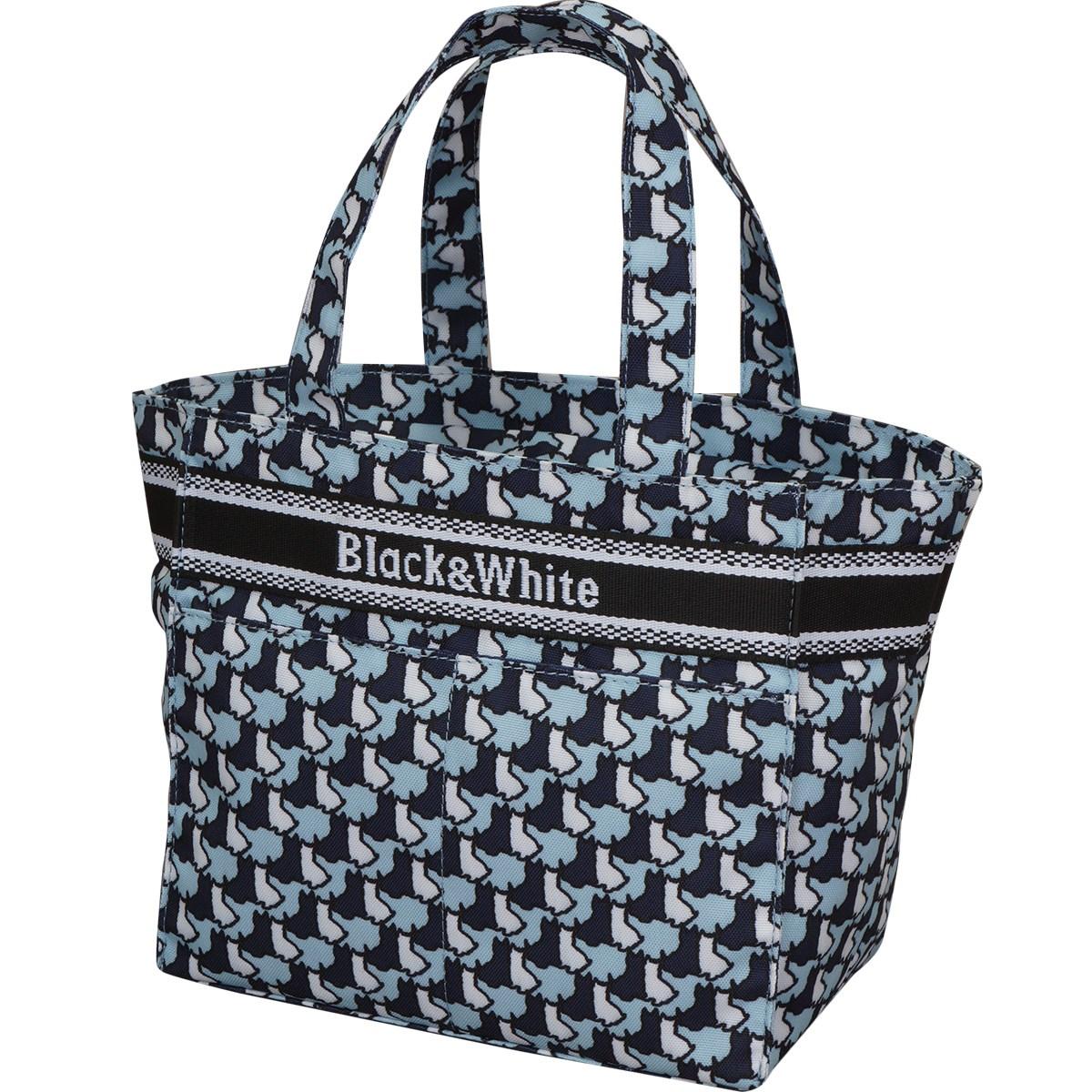 ブラック&ホワイト カートバッグレディス
