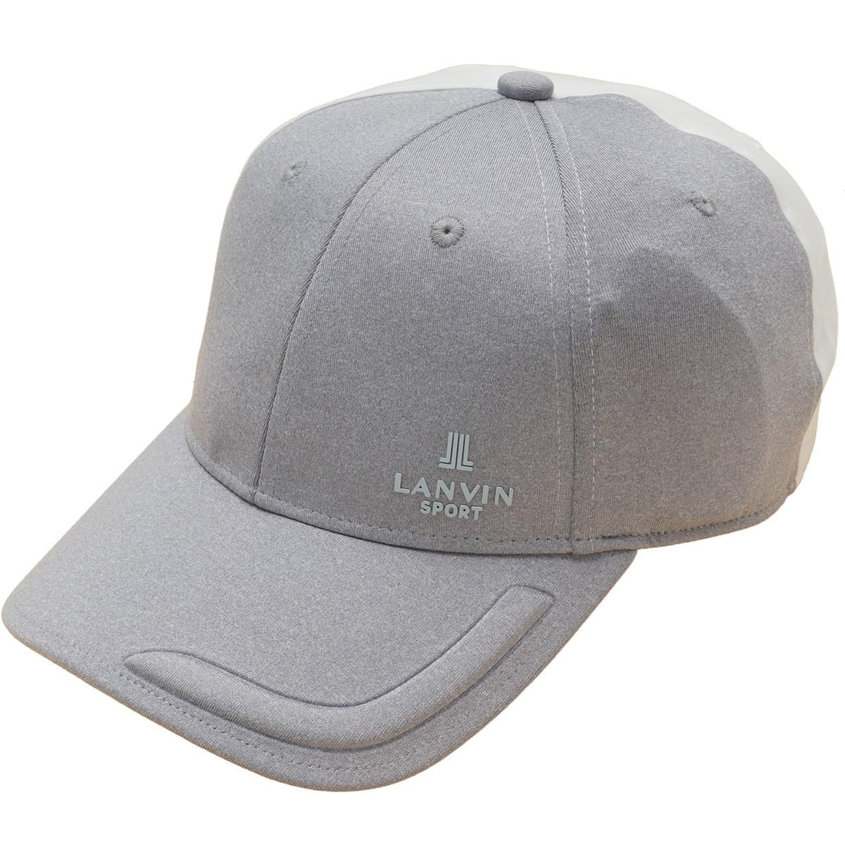 ランバン スポール LANVIN SPORT キャップ フリー グレー 01