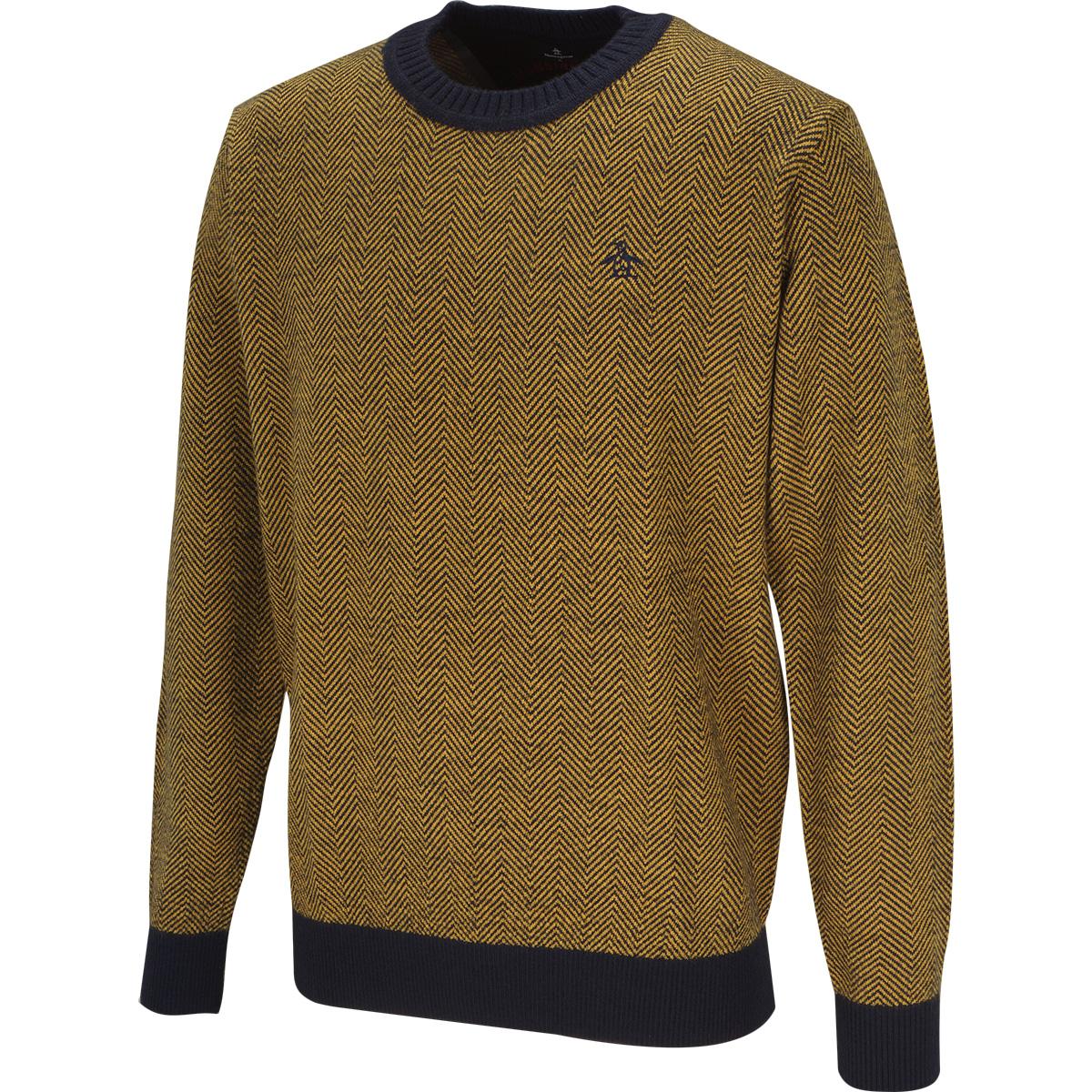 フォークランドウール ジャカードセーター