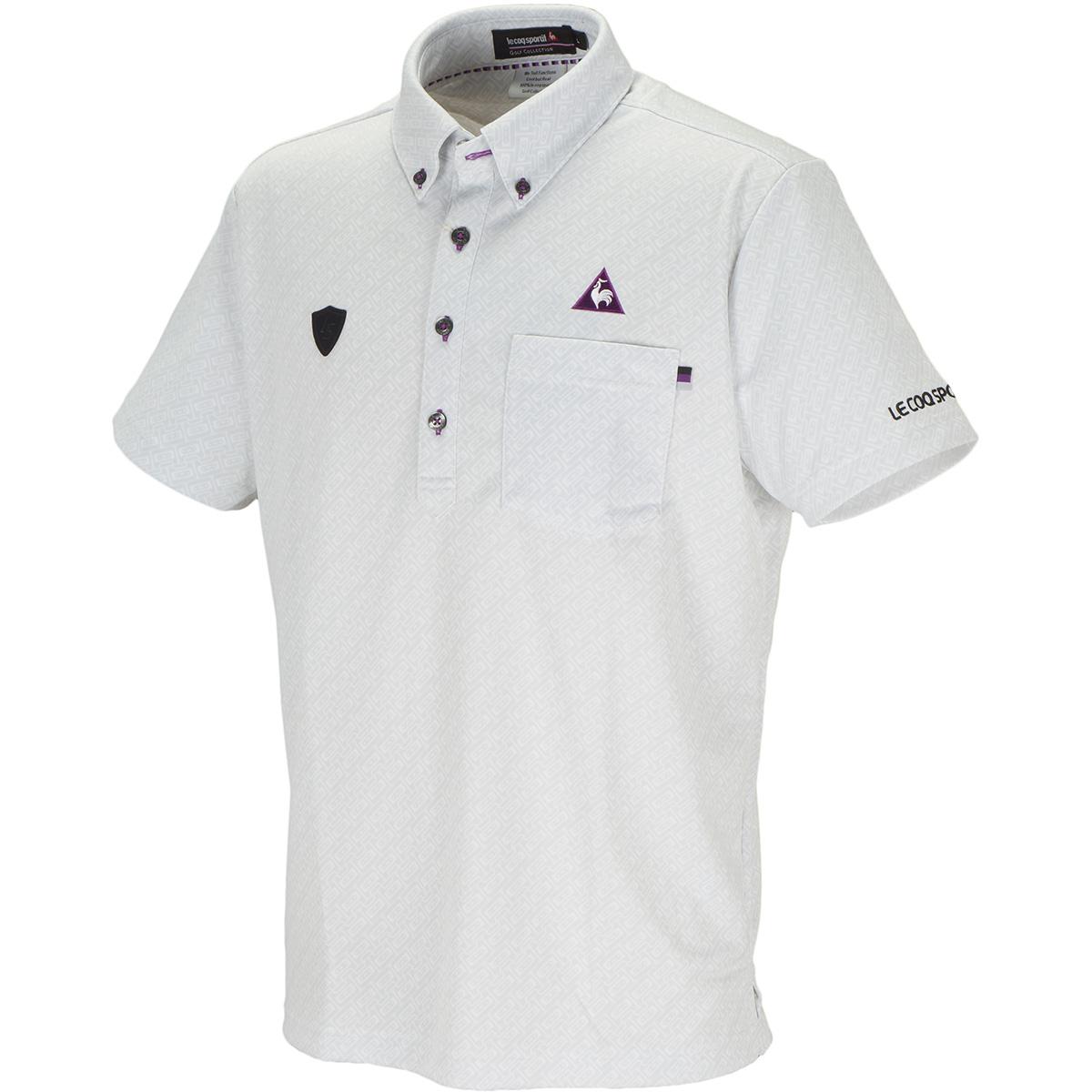 カセットバイヤスプリント 半袖ポロシャツ