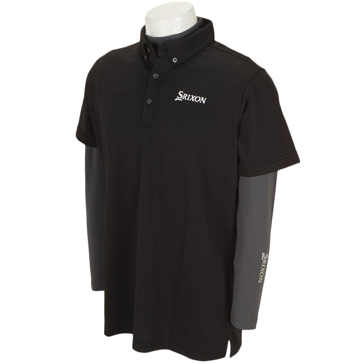 スリクソンゴルフ 半袖ポロシャツ&長袖インナーシャツ