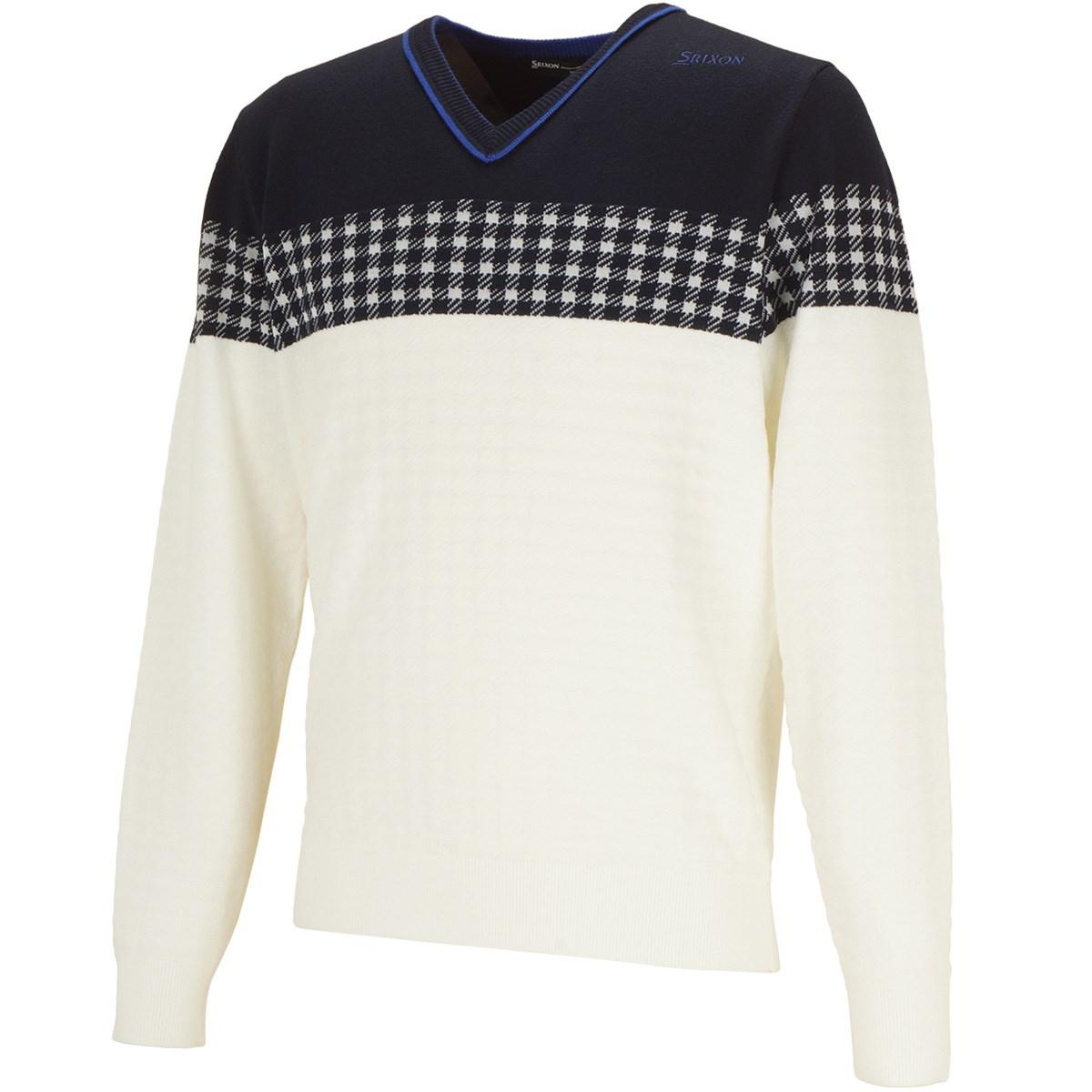 スリクソンゴルフ Vネックセーター