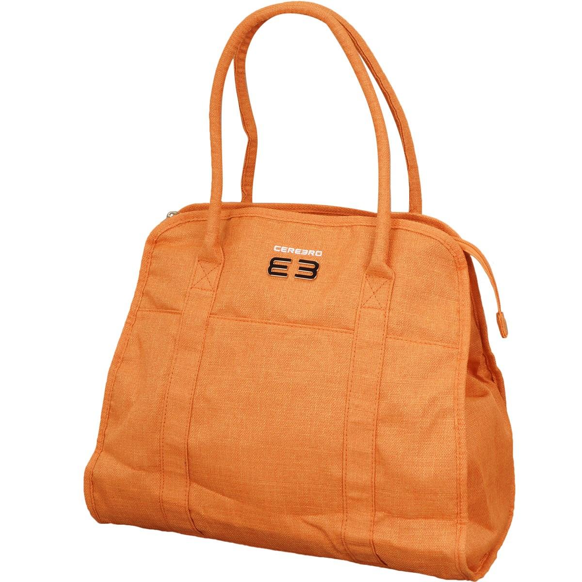 [アウトレット] [在庫限りのお買い得商品] セレブロ ボストンバッグ オレンジ メンズ ゴルフ