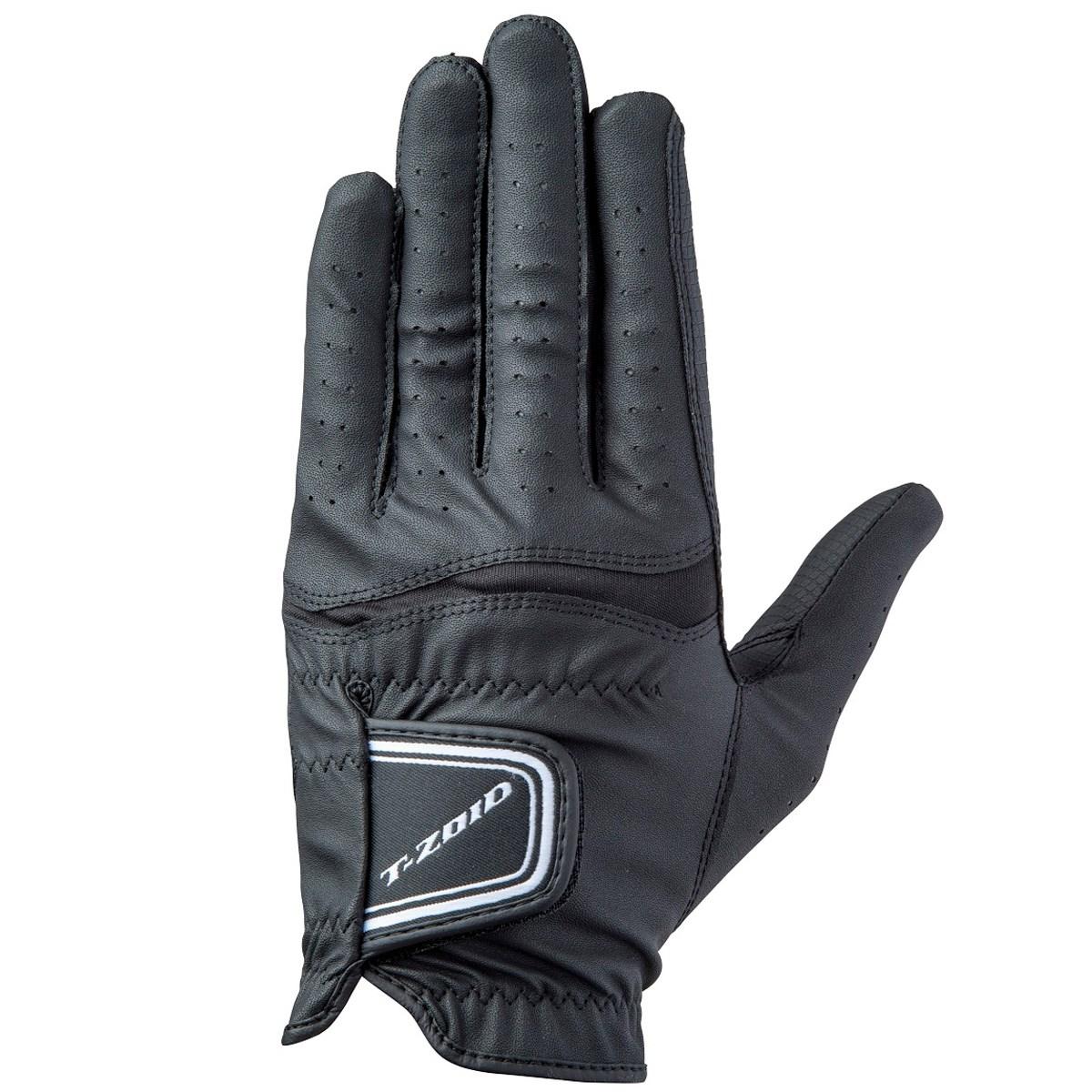 ミズノ T-ZOID グローブ 5枚セット 21cm 左手着用(右利き用) ブラック