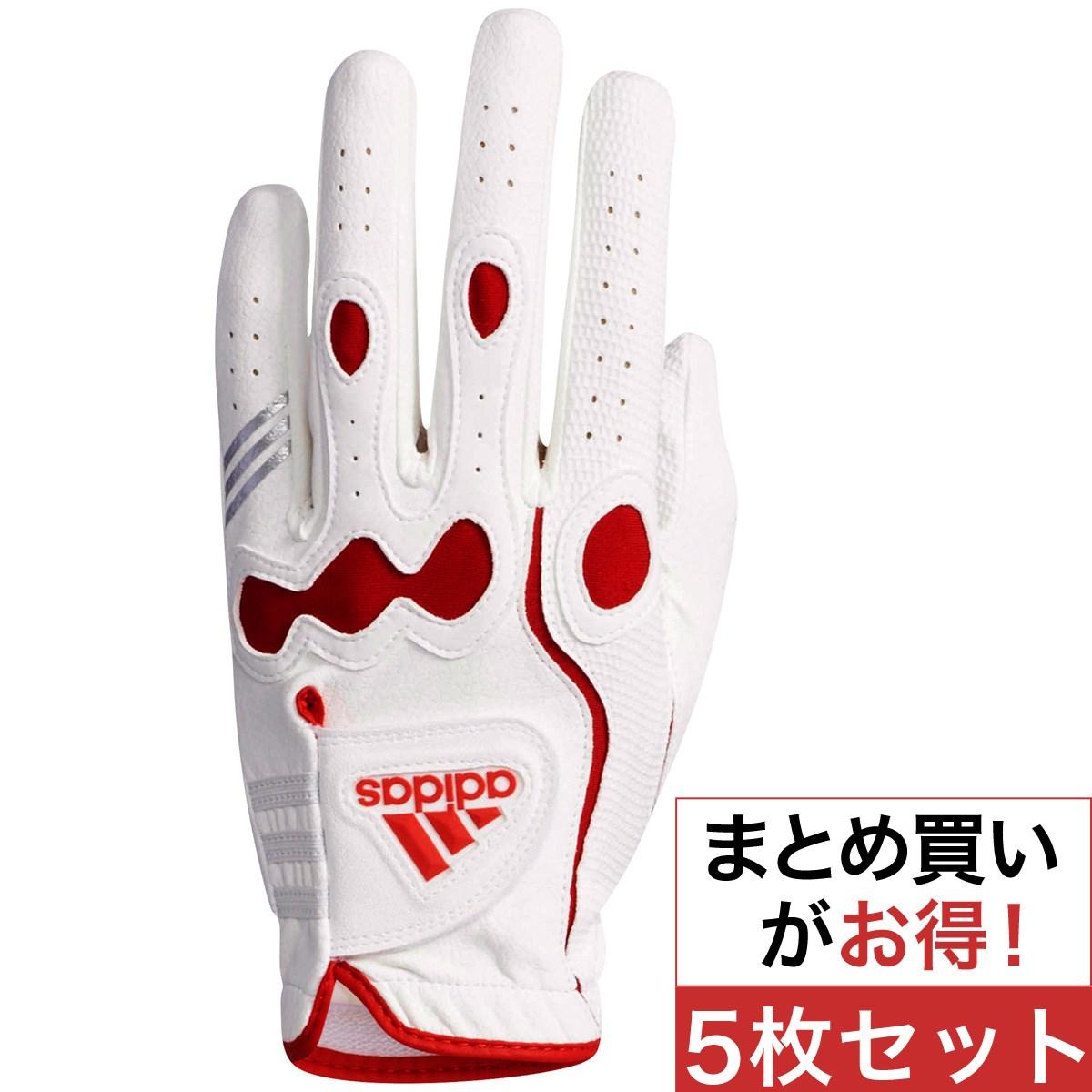 アディダス(adidas) マルチフィット 8 グローブ 5枚セット