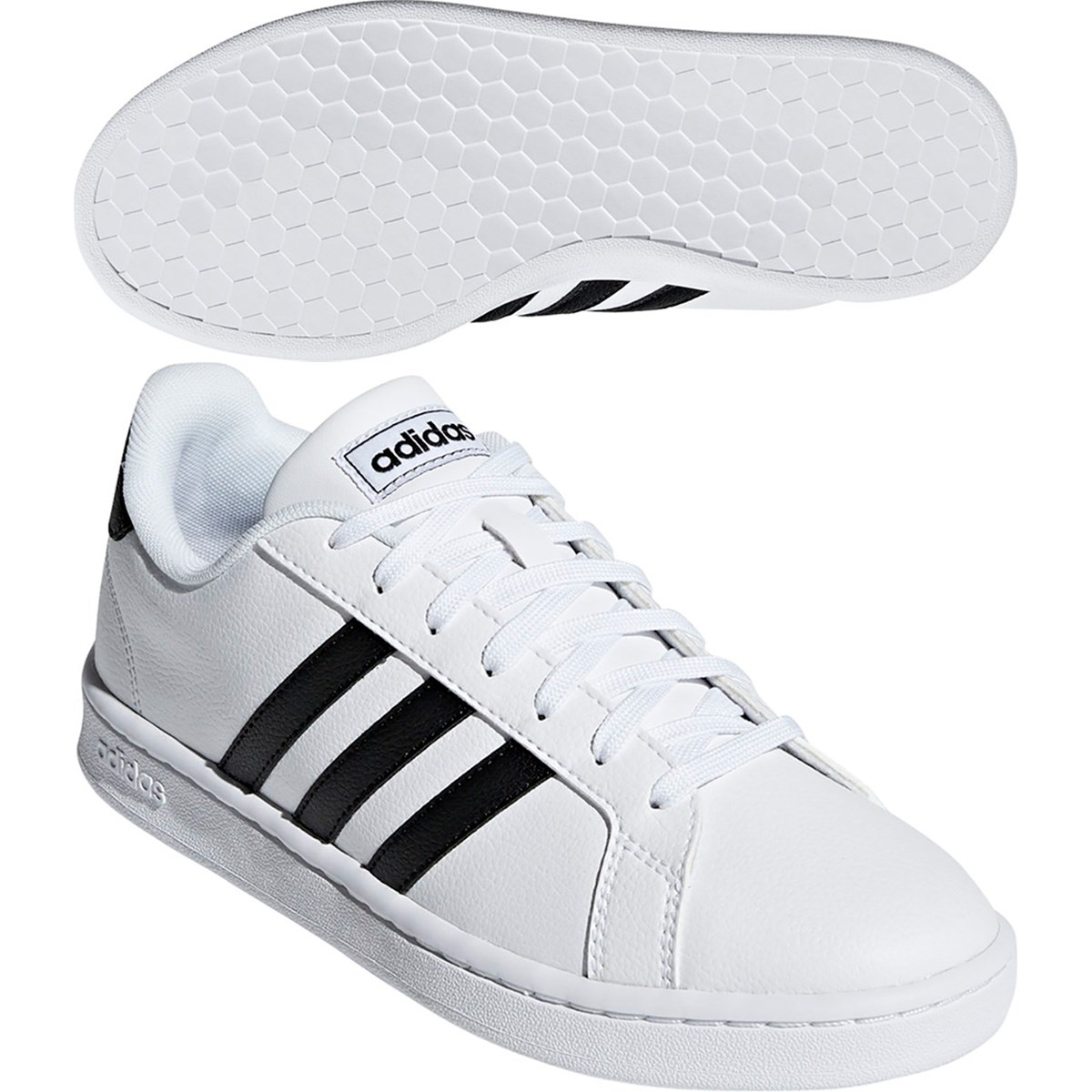 アディダス(adidas) GRANDCOURT LEA W シューズ