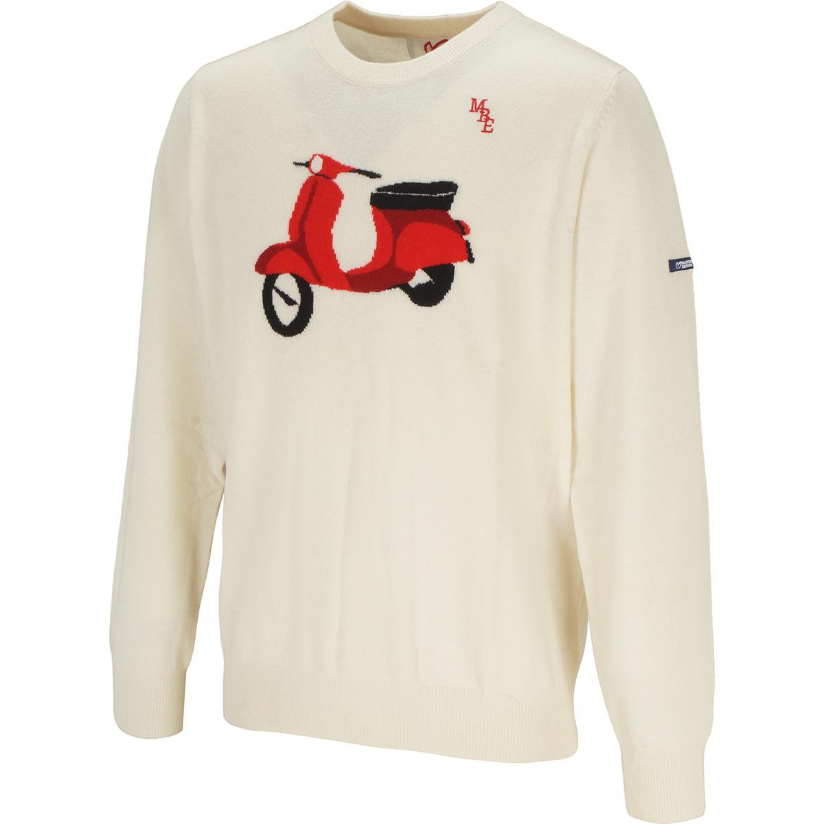 スクータークルー セーター