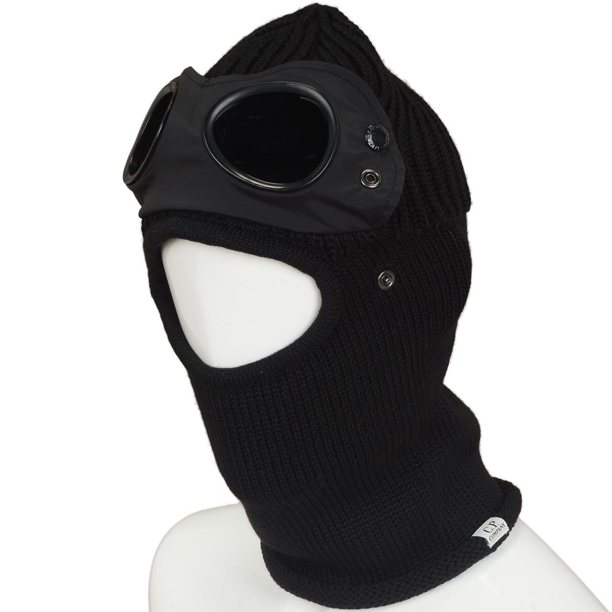 ゴーグル付きスキーマスク