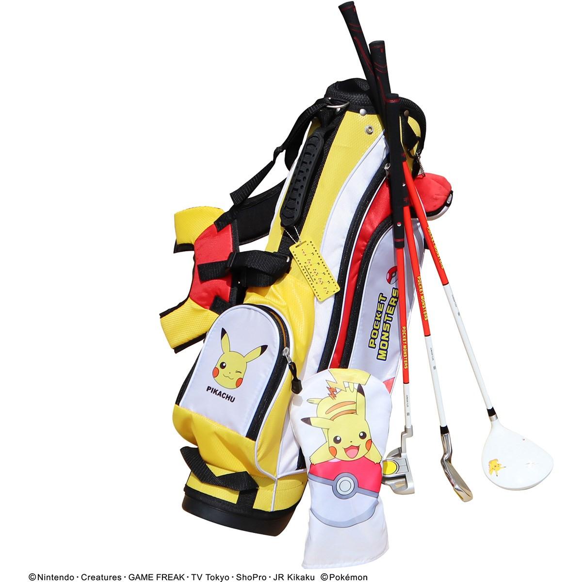 ポケットモンスタークラブセット(3本セット) 3-6歳用 JR イエロー ジュニア