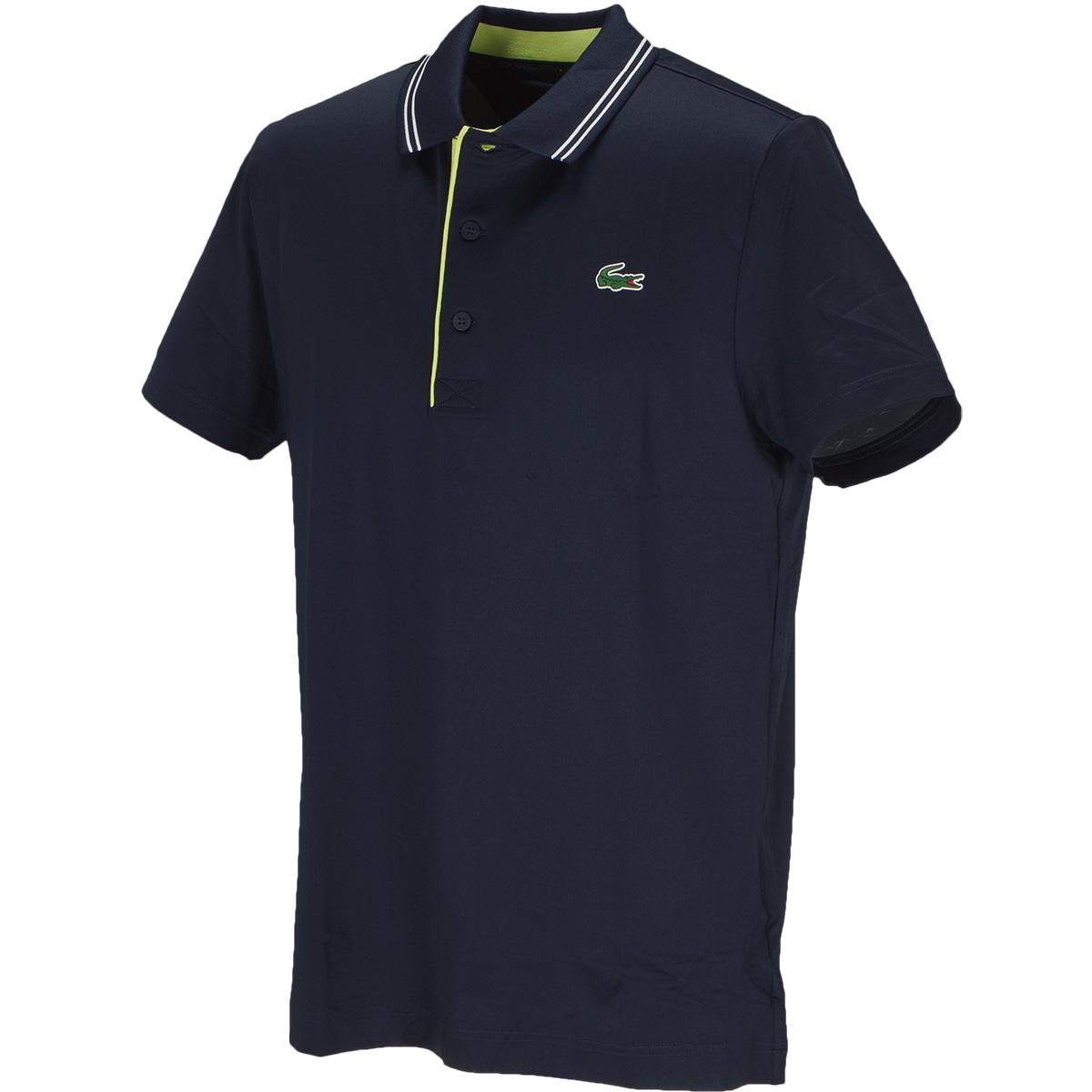 下前立て切り替えウルトラドライゴルフ 半袖ポロシャツ