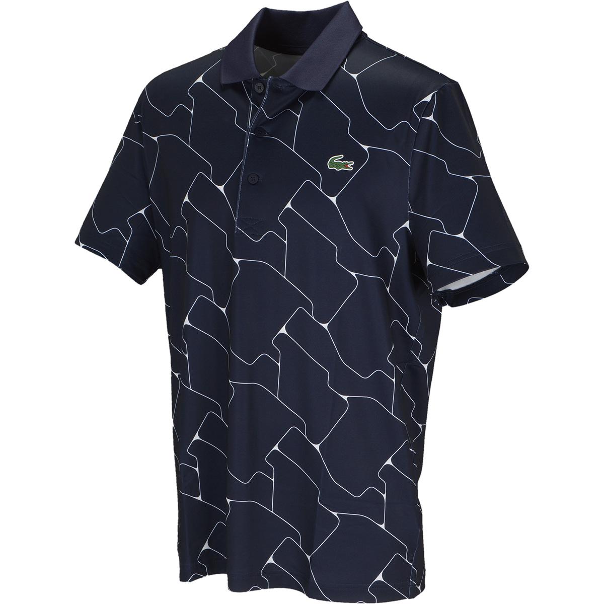 エクスクルーシブテキスタイル ゴルフ半袖ポロシャツ