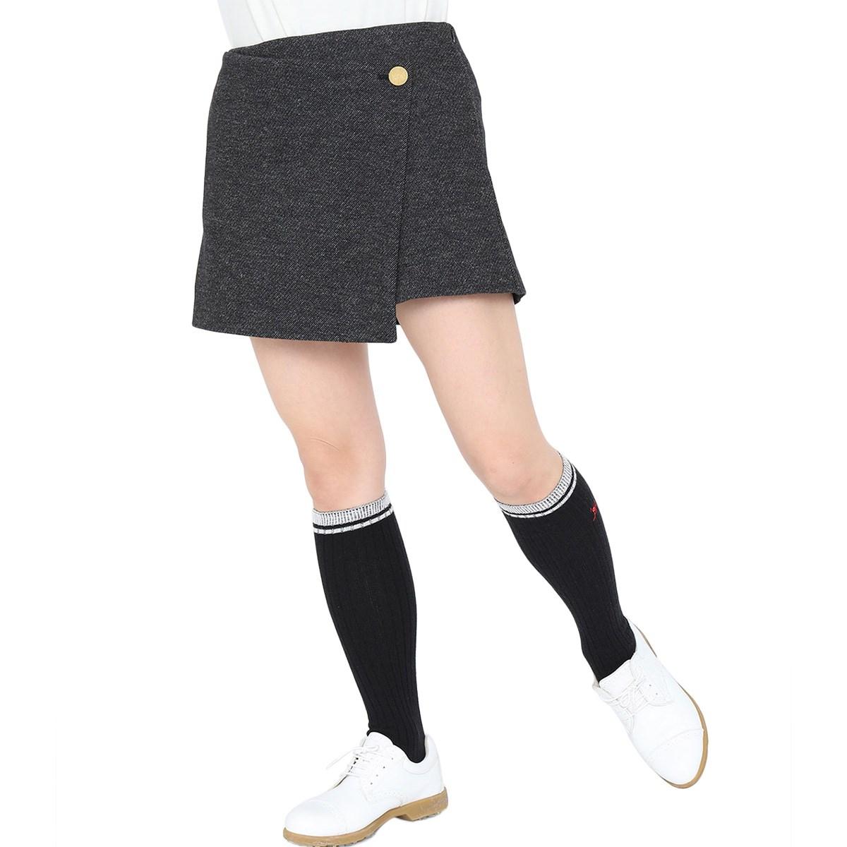 ジュン アンド ロペ ラップ風パンツ一体型スカートレディス